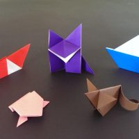 Intro to Origami Workshop: James W. Peake