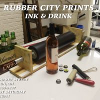 INK and DRINK Art Nights