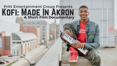 Kofi: Made In Akron Film Premiere Fundraiser