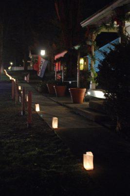 Peninsula Candlelight Walk