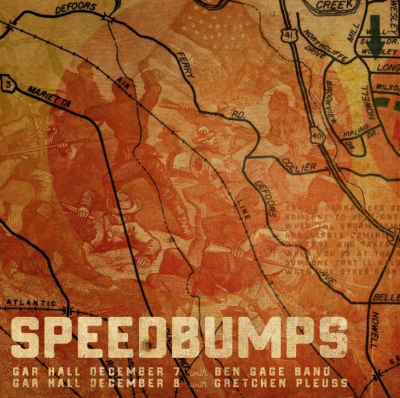 The Speedbumps at the GAR Hall (Night Two)