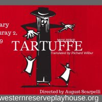 Auditions for Tartuffe at Western Reserve Playhous...
