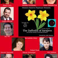 THE DAFFODILS OF SARAJEVO