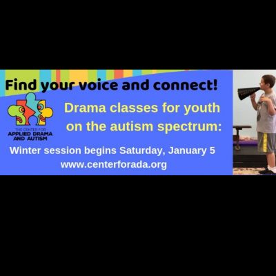 Drama Classes for Youth on the Autism Spectrum