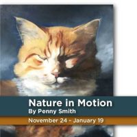 Opening Night: Nature in Motion Exhibit by Penny Smith