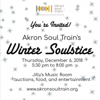 Akron Soul Train Winter SOULstice