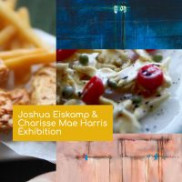 Akron Soul Train Exhibition featuring Joshua Eiskamp and Charisse Harris