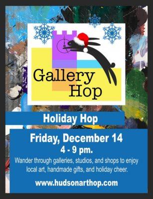 Hudson Holiday Hop