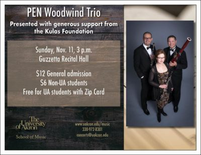 PEN Woodwind Trio