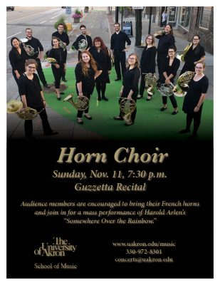 UA Horn Choir