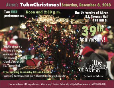 39th Annual TubaChristmas