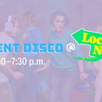 Silent Disco at Lock Next