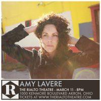 Amy LaVere in Akron at The Rialto Theatre