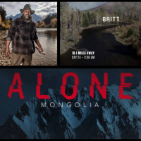 Britt Ahart: Survivalist from The History Channel's Alone