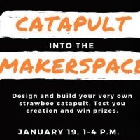 Catapult into the MakerSpace