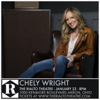Chely Wright in Akron at The Rialto Theatre