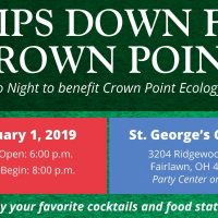 CHIPS DOWN FOR CROWN POINT