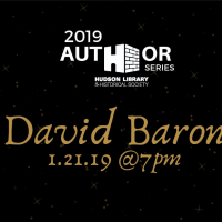 An Evening with David Baron, Author of American Eclipse