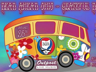 Dead Ahead Ohio: Grateful Dead Tribute