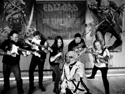 Edward Be Thy Name: Iron Maiden Tribute @ The Outp...