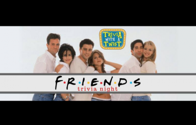Friends Trivia Night presented by Danny Boys Tallmadge   The