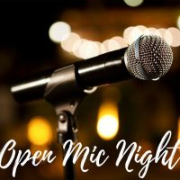 Open Mic Night at Kave!