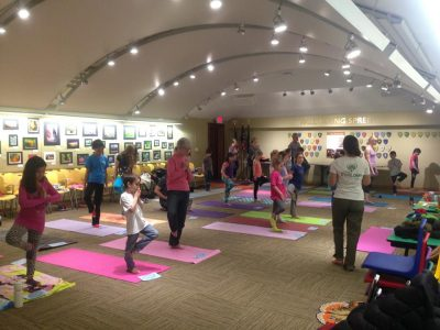 Kids Yoga & Mindfulness at Nature Realm