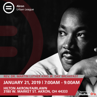Martin Luther King Jr. day breakfast
