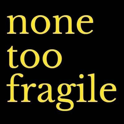 Auditions @ none too fragile – PAID