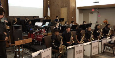 Open Tone Music Holiday Concert