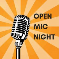 Open Mic at the PLAV