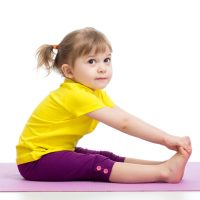 Pre-K Yoga with Lisa Meranti