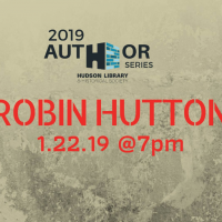 An Evening with Robin Hutton, Author of War Animals