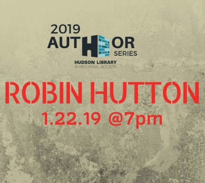 An Evening with Robin Hutton, Author of War Animal...