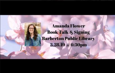 Barberton Public Library Book Talk & Signing
