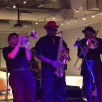 SoulShine with the Horny Horn Section