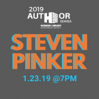 An Evening with Steven Pinker, Author of Enlightenment Now