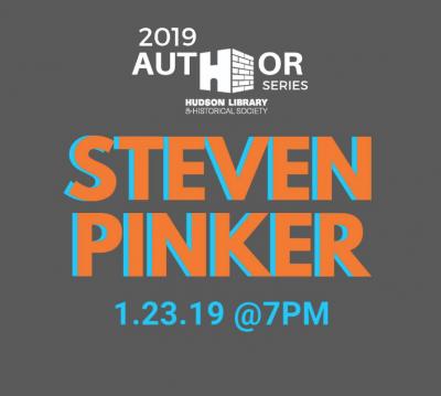 An Evening with Steven Pinker, Author of Enlighten...