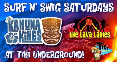 Surf N' Swig Saturdays (Holiday Party!!)