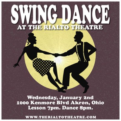 Swing Dance in Akron at The Rialto Theatre