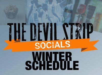 The Devil Strip Socials: A Walk in the Park Cafe