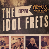 The Idol Frets - Live Music