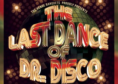 Murder Mystery Dinner - The Last Dance of Dr. Disc...