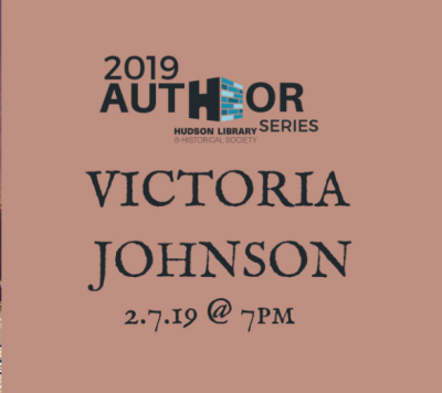 An Evening with Victoria Johnson, Author of Americ...