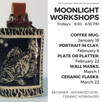 CVAC Moonlight Workshops