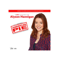 A Live Conversation with Alyson Hannigan plus a screening of American Pie