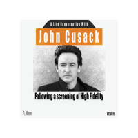 A Live Conversation with John Cusack plus a screening of High Fidelity