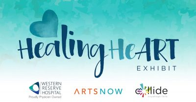 Call for Artists: Western Reserve Hospital Healing HeART Exhibit