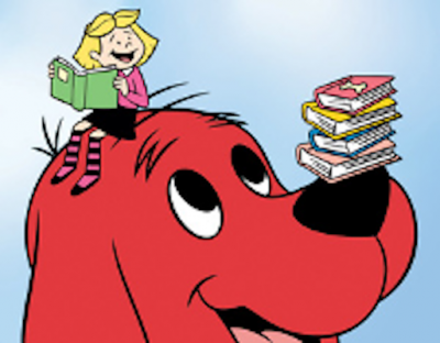"Clifford's ""Get Ready to Read"" Party"