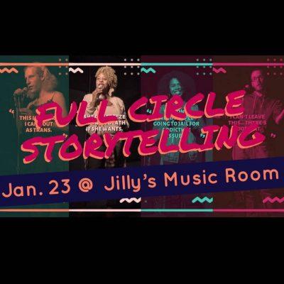 Full Circle Storytelling, Vol. 4 (50 Shades of Gre...